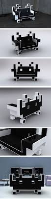 Space Invader Couch 74 Best On Space Invaders Images On Pinterest Space Invaders