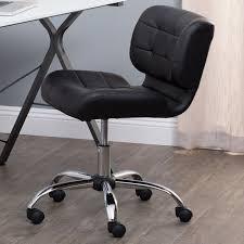 Crest Low-Back Desk Chair  Wayfair