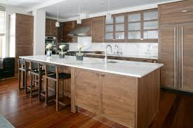 Modern Wooden Kitchen Designs Indian Style Design Wood Cabinets With