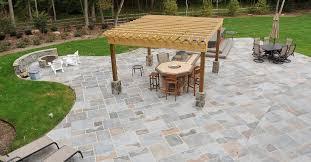 concrete patio patio design