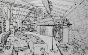 i drew a picture of my bedroom from my point of view oc com i drew a picture of my bedroom from my point of view oc