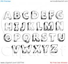 3d alphabet letters drawings how to draw 3d alphabet letters how to draw 3d block letters