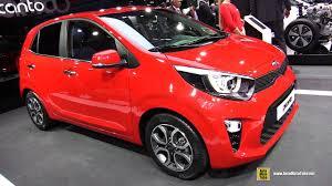 2017 KIA PIcanto - Exterior and Interior Walkaround - Debut at ...