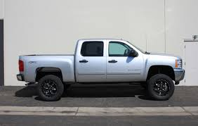 All Chevy chevy 1500 leveling kit : 2007-13 CHEVY SILVERADO 1500 4WD / 7