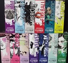 Pulp Riot Swatch Chart Pulp Riot Semi Permanent Professional Direct Hair Color 4oz Select Any Shade Ebay