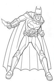 Small Picture Batman Vs Robin Coloring Pages Coloring Pages