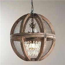 wood orb chandelier globe chandelier wood wood chandelier rustic for elegant house rustic orb chandelier prepare wood orb chandelier