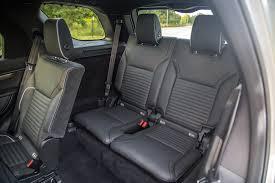 2017 land rover discovery hse third row rear seats legroom headroom