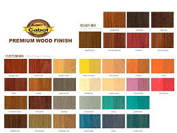 Cabot S Timber Colour Chart Cabot Wood Stain Deck Colors What You Should Wear To Color