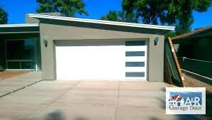 modern garage door. Custom Door Installation Contemporary Garage Doors Modern  Phoenix Design