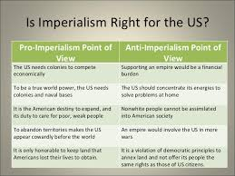 nc goal american imperialism 4 is imperialism right for the us