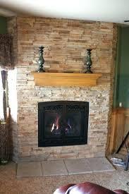 resurface brick fireplace with stucco refacing tile medium size of stone veneer redo refacing brick fireplace