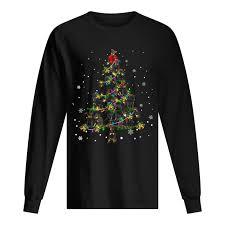 Manchester Terrier Size Chart Manchester Terrier Christmas Tree T Shirt Trend T Shirt