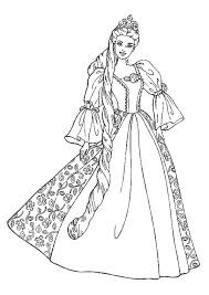 Small Picture Princess Coloring Pages 9 Coloring Kids