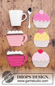 Crochet Cupcake Pattern New Breakfast Cupcakes Free Crochet Pattern Coaster ⋆ Crochet Kingdom