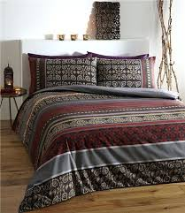 boho bedding sets duvet sets ethnic bedding tribal quilt cover pillow cases bed set boho bedding sets king