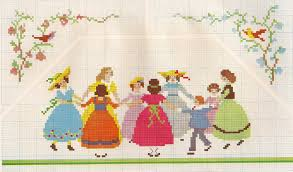 French Cross Stitch Charts 15 Free Cross Stitching Patterns For Babies