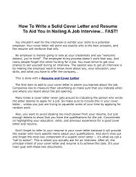 Tips For Cover Letter Writing Tips For Writing A Cover Letter Best Cover Letter 5