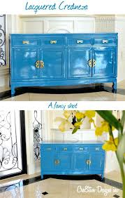 paint lacquer furniture. Lacquer Paint Furniture Best Ideas On Lacquered Credenza Painted Other Black .