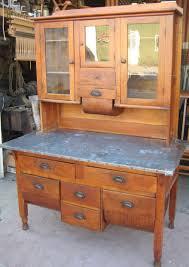 Enamel Top Cabinet Old Hoosier Possum Belly Cupboard Hoosier Cabinets Pinterest