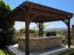 Outdoor Kitchen Frames Kits Timber Frame Gazebo Or Pergola Kit Plan An Outdoor Kitchen
