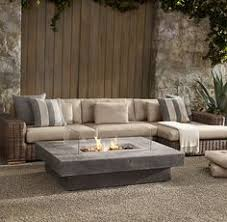 restoration hardware outdoor furniture. Majorca Right-Arm Sofa Chaise Sectional | Sectionals Restoration Hardware Outdoor Furniture U