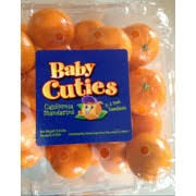 baby cuties california seedless mandarins