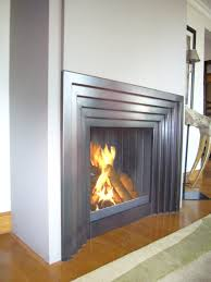 Art Deco Fireplace  HouzzArt Deco Fireplace