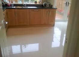 white tile floor kitchen. Perfect White Kitchen Floor Tile Ideas Home Design Awe Inspiring White Porcelain  To E