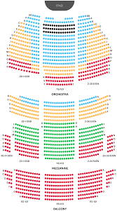 15 Circumstantial Pantages Seating Chart Reviews