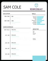 Resume Template 2016 Awesome 829 Best Resume Template 244 Best Resume Template 24 The Best Resume
