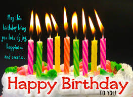 a nice happy birthday card for you