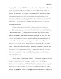 apa essay style template