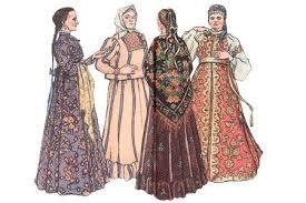 Платье донской казачки начало века pro tenders ru Джемпер для девочки 03640
