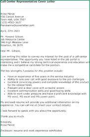 Cover Letter For Customer Service Representative Call Center Patient Service Associate Cover Letter Frankiechannel Com