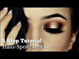 beginner spotlight halo eye makeup tips tricks themakeupchair 5 easy steps