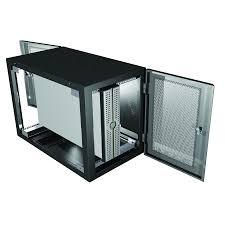 8u Wall Mount Cabinet Wall Mount Racks Cabinets For Servers Serverrackcom