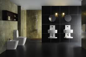 click to see larger image. Calabria - Modern Bathroom Toilet 28