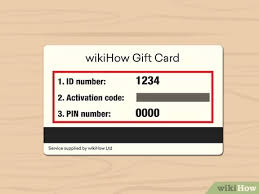 A card's type can grant the card innate abilities allowing it to impact the battlefield in different ways. 3 Ways To Activate A Gift Card Wikihow