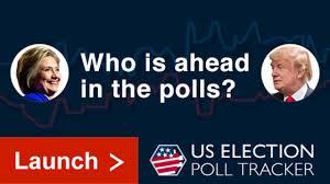 「us president election 2016 polls」の画像検索結果