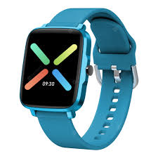 <b>KUMI KU1 S</b> Silk Blue Smart Watches Sale, Price & Reviews ...