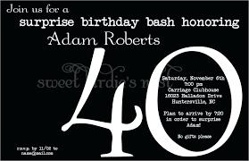 40th Birthday Invitations Free Templates Free Printable 40th Birthday Party Invitation Templates