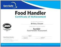 Food Handlers Test Answers Vivid Graphics Food Handlers Test Study Guide Card Az Handler Permit