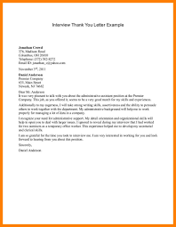 9 Thank You For Interview Email Samples Informal Letters