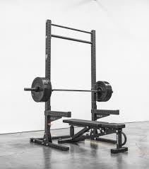 Bench Amazing Portable Presssquat Stands York 48057 Intended For Squat And Bench Press