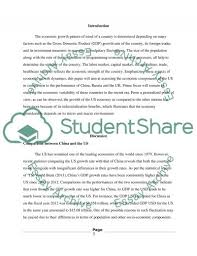 comparative economic systems essay example topics and well  comparative economic systems essay example