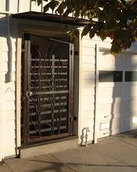 front door gateGates Custom Welding Metalwork  San Francisco by Tuesday Welding
