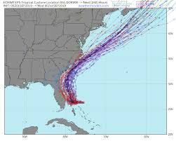 Ecmwf Forecast Charts An In Depth Look At Dorians Track Forecast Blog Weather Us