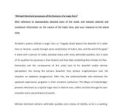 michael hanchard tragic hero essay titles thesis custom  michael hanchard tragic hero essay macbeth casino