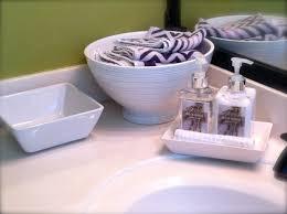 guest bathroom towels: inspired project organized guest bath sink decor  of   bathroom vanities bathroom